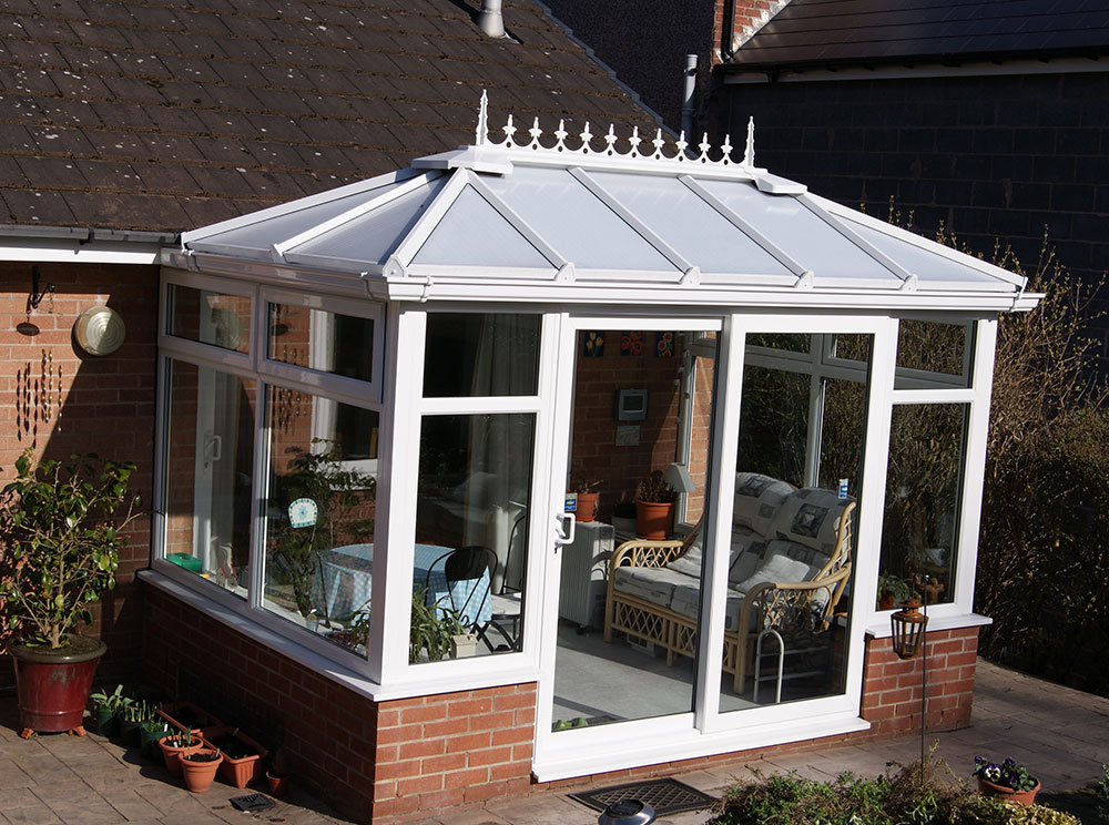 Edwardian Conservatories Sheffield Window Centre Upvc