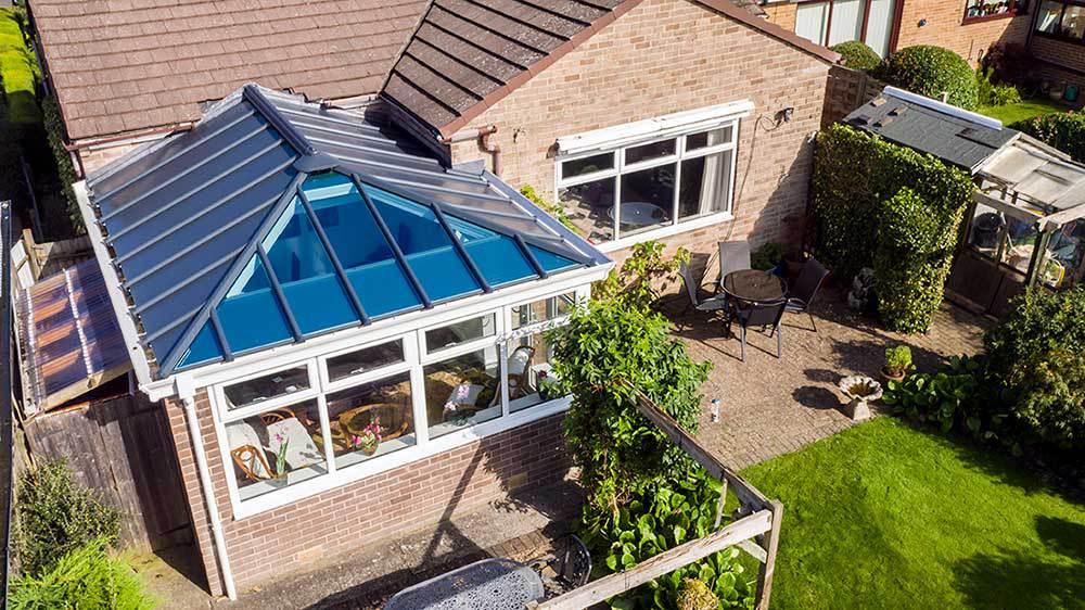 Ultraframe Livin Roofs Sheffield Window Centre Upvc
