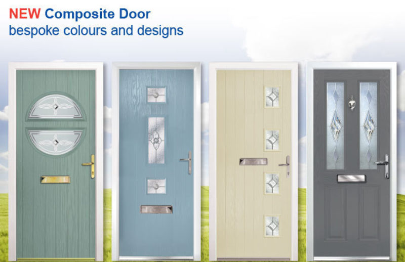 New composite door bespoke colours and designs sheffield for New windows and doors