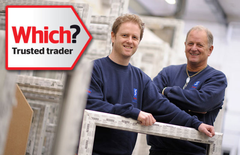 Sheffield Window Centre becomes the first Which? Trusted Trader in Sheffield!