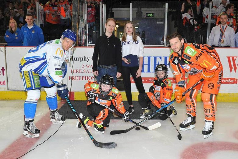 Continued sponsorship of Sheffield Steelers for 2017/18