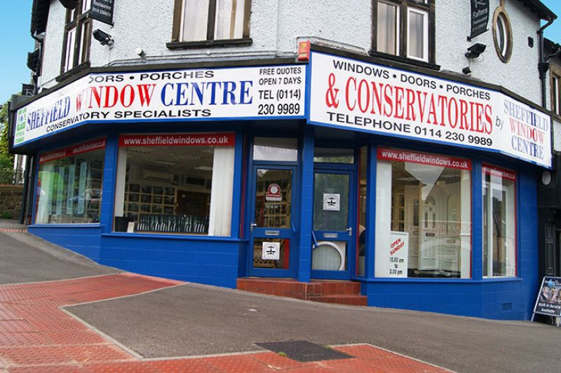 Showrooms Nether Green