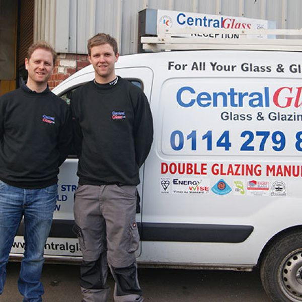 Central Glass Ltd purchased by the owners of Sheffield Window Centre