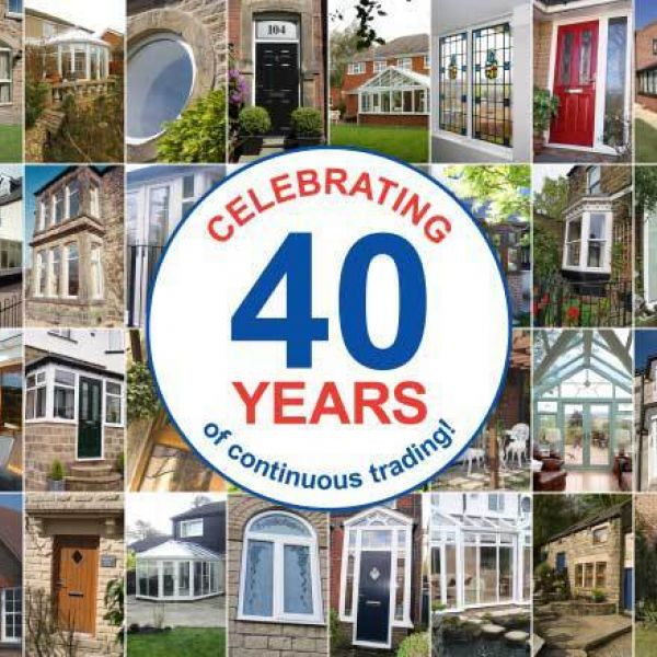 We are delighted to be celebrating our 40th birthday!
