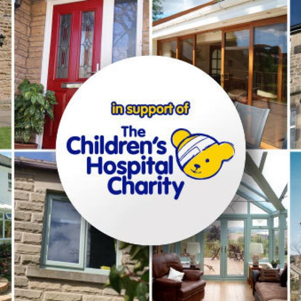 Supporting the Sheffield Children's Hospital Charity
