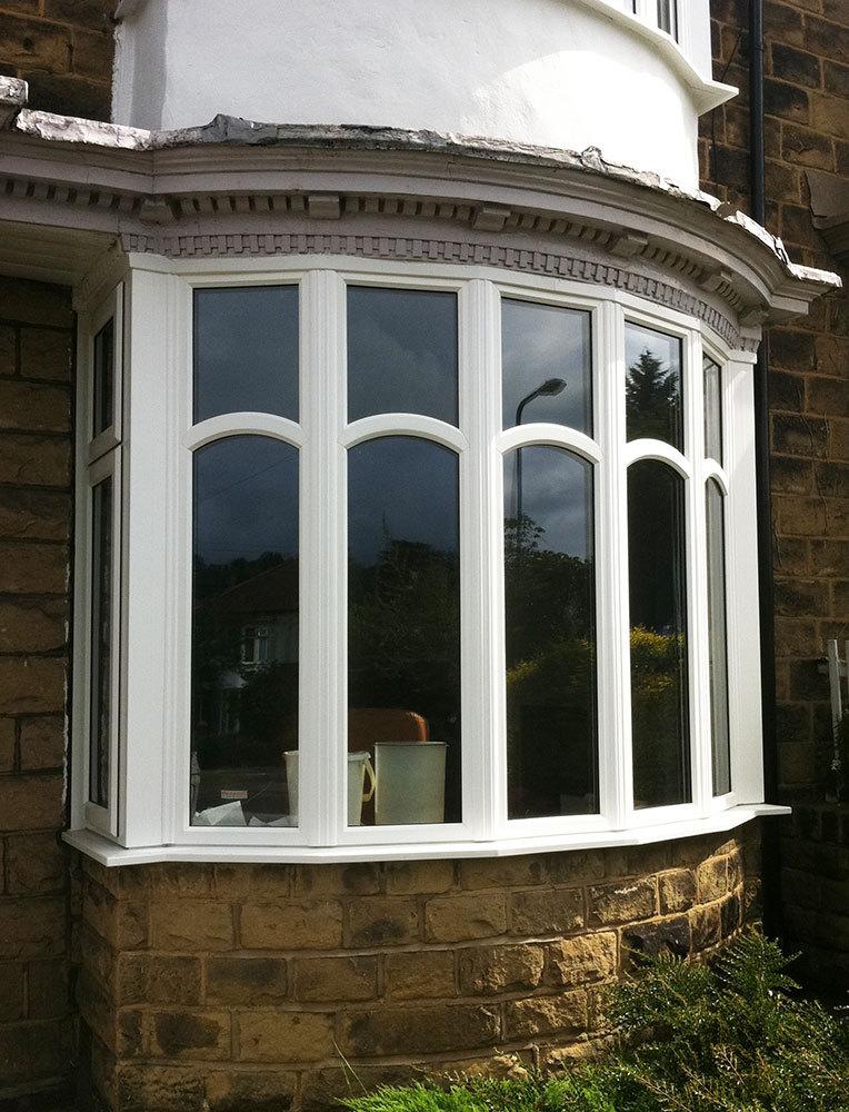 bay and bow windows sheffield window centre upvc