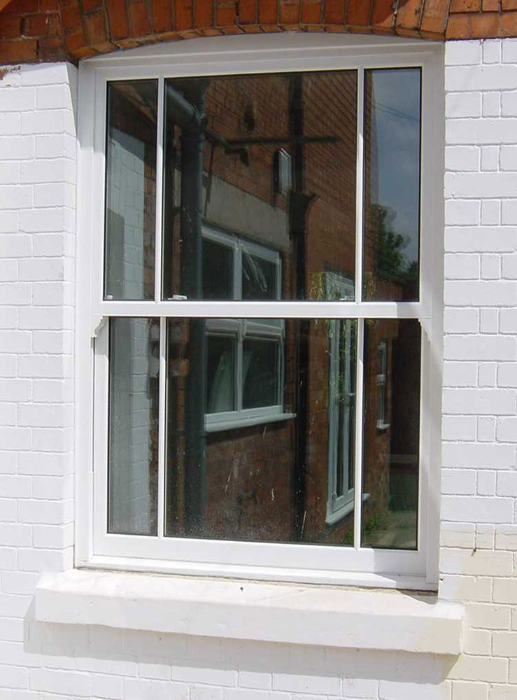 Sash Window Or Door : Sash windows sheffield window centre upvc